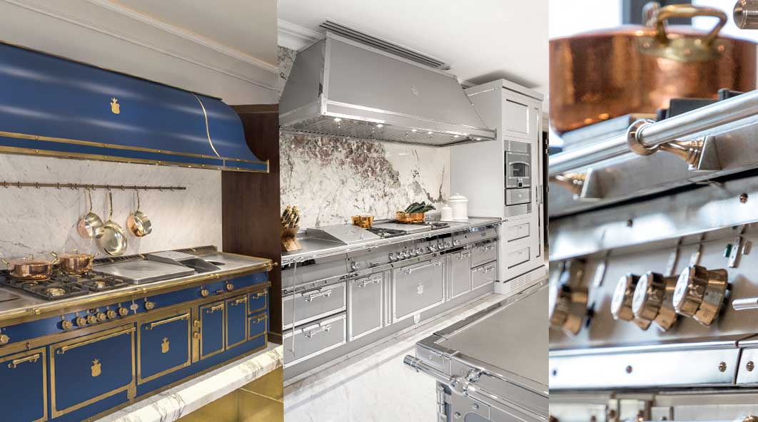 Officine Gullo - your kitchen like a restaurant - WWTS